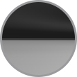 Noir-sur-acier inoxydable