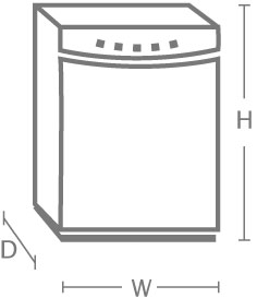 Fridge Dimensions