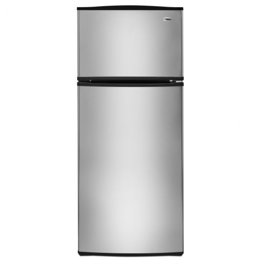 A8RXNGFBS18 CU. FT. TOP-FREEZER REFRIGERATOR WITH OPTIONAL ICE MAKER