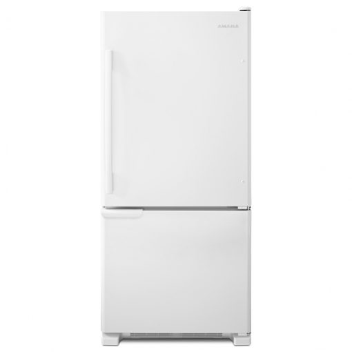 ABB1921BRWAMANA® 18.5 CU. FT. BOTTOM-FREEZER REFRIGERATOR WITH ENERGY STAR® QUALIFICATION