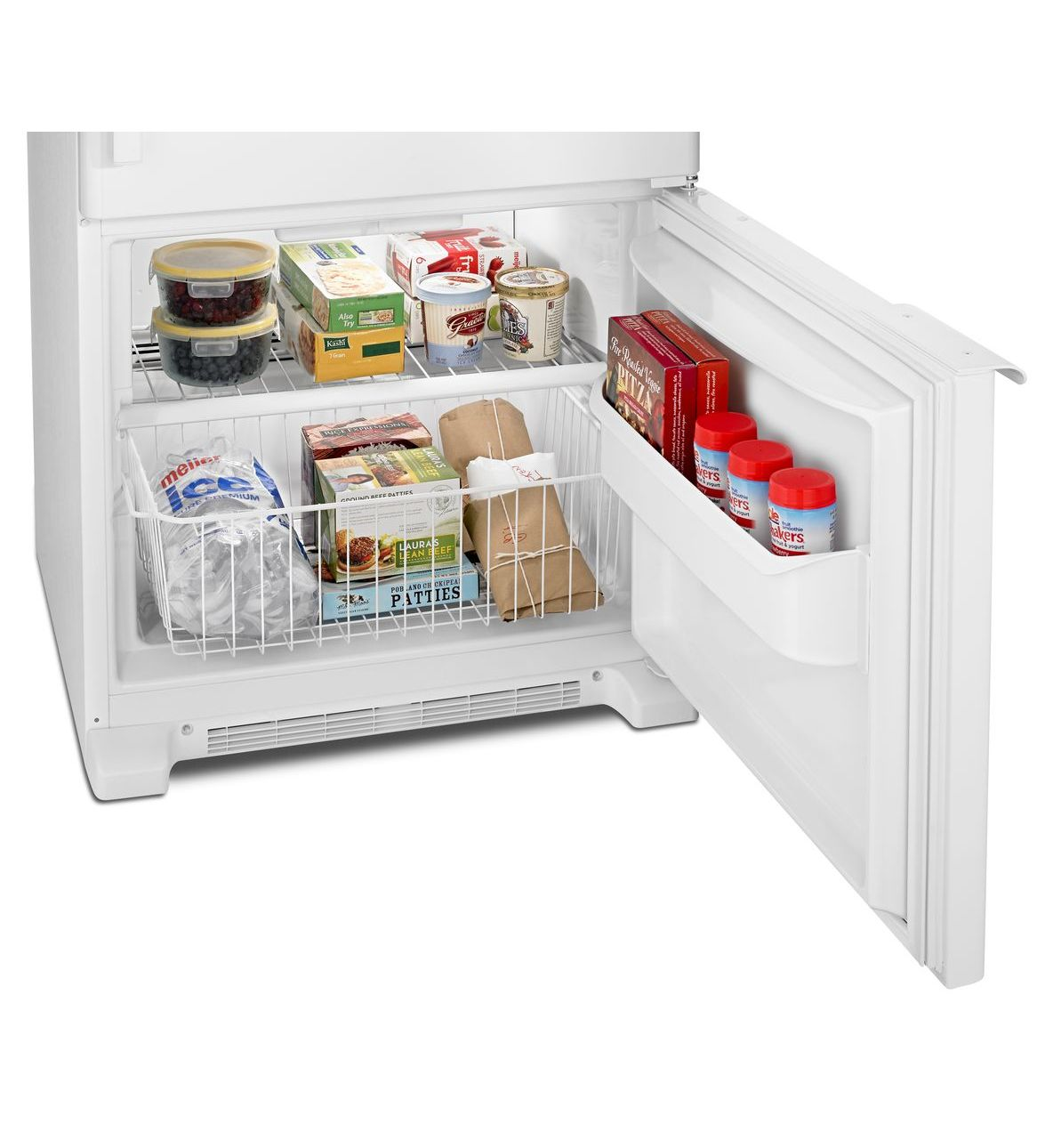 Abb1921brw Amana 18 5 Cu Ft Bottom Freezer