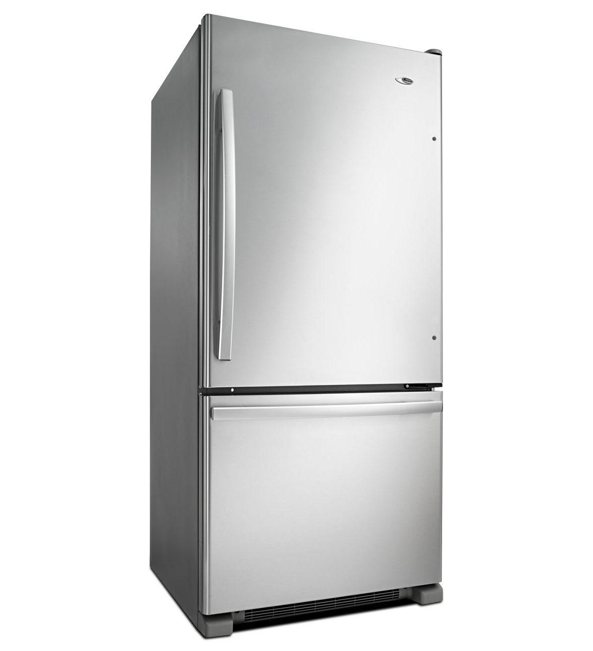 (ABB1924BRM) Amana® 29-inch Wide Amana® Bottom-Freezer ... Amana Appliances