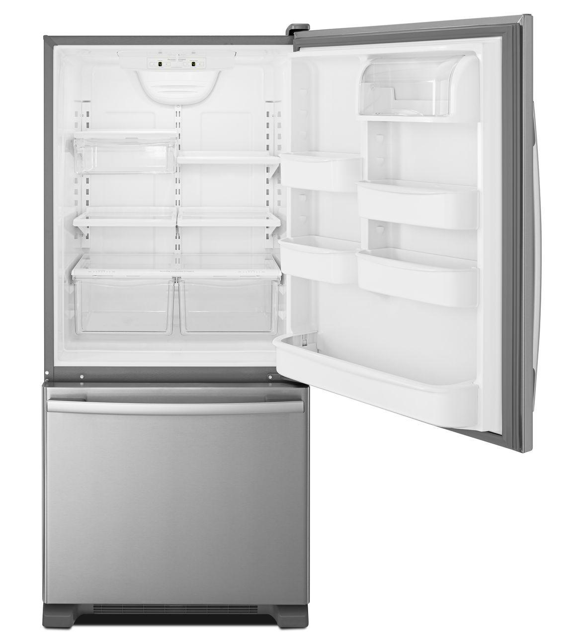 Abb1924brm Amana 174 29 Inch Wide Amana 174 Bottom Freezer