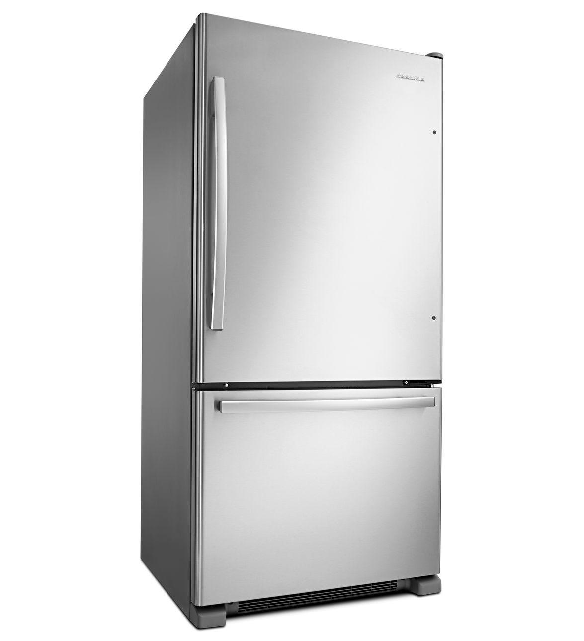 Abb2224brm Amana 174 33 Inch Wide Amana 174 Bottom Freezer