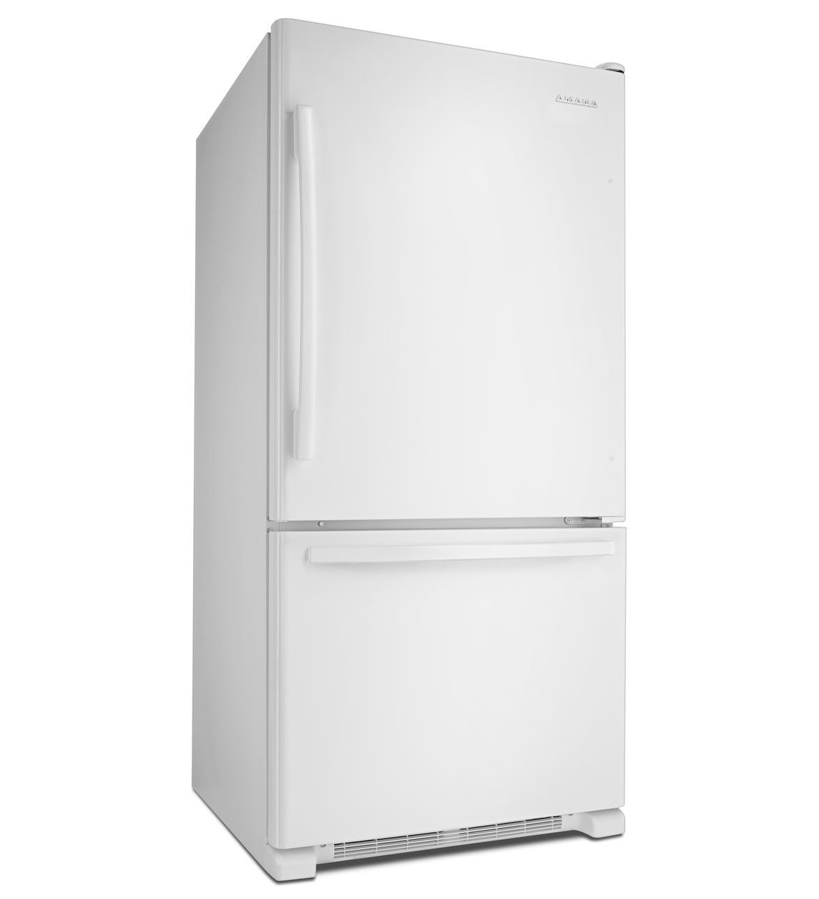 (ABB2224BRW) Amana® 22 cu. ft. Bottom-Freezer Refrigerator ... Amana Appliances