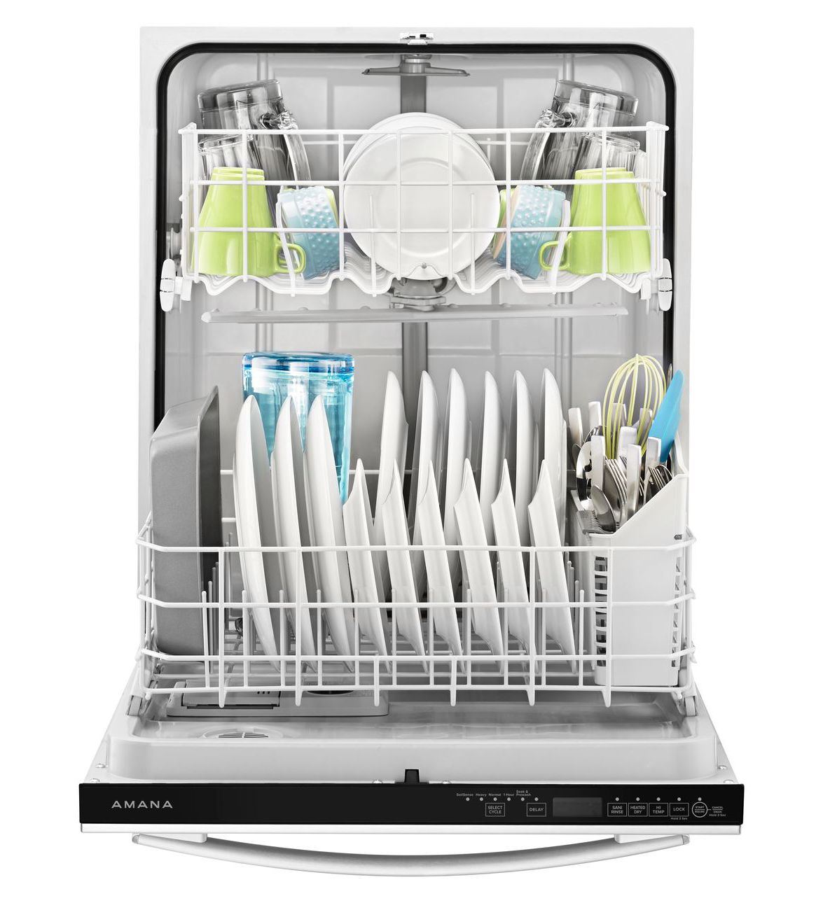 Adb1500adw Amana 174 Tall Tub Dishwasher With Fully