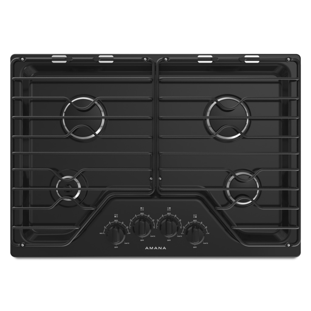 Discount Electric Cooktops 30 In ~ Agc kfb inch gas cooktop with burners