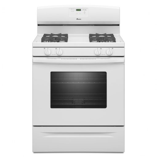 AGR5630BDWAMANA® 5.0 CU. FT. GAS OVEN RANGE WITH EASY TOUCH ELECTRONIC CONTROLS