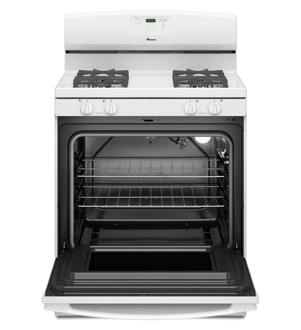 (AGR5630BDS) Amana® 5.0 Cu. Ft. Gas Oven Range With Easy
