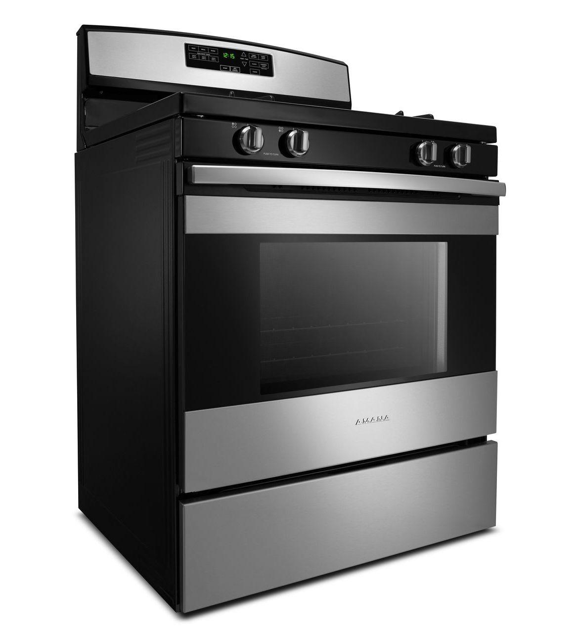 agr6603sfb 30 inch gas range with self clean option. Black Bedroom Furniture Sets. Home Design Ideas