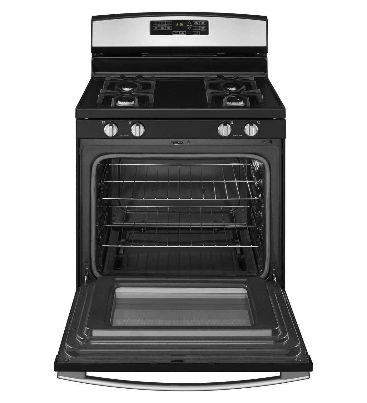 (AGR6603SFS) 30-inch Gas Range With Self-Clean Option
