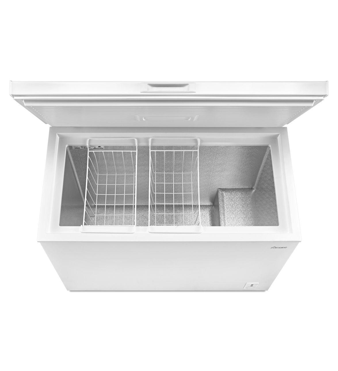 Aqc0902drw Amana 174 9 0 Cu Ft Compact Chest Freezer