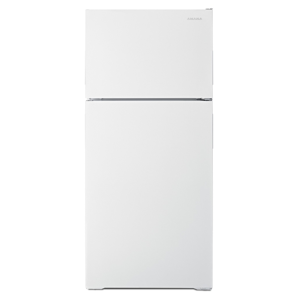 Refrigerator Options Art104tfdw Amanaar 14 Cu Ft Top Freezer Refrigerator With