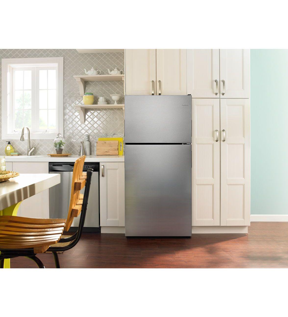 Art308ffdm 30 Inch Wide Top Freezer Refrigerator With