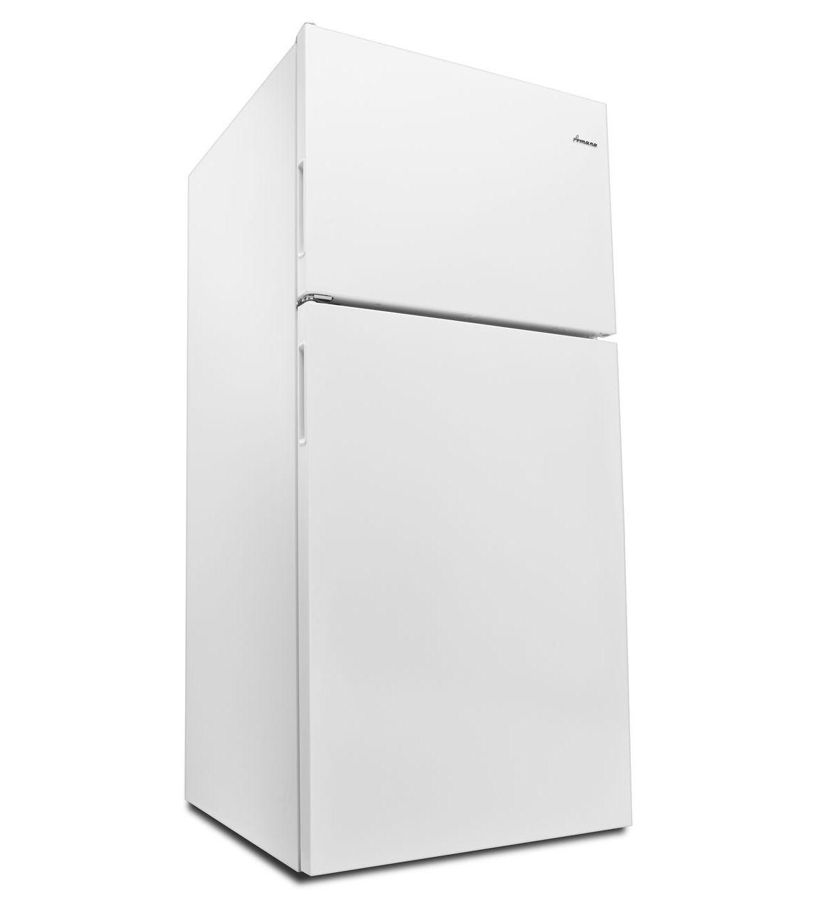 (ART318FFDW) Amana® 30-inch Wide Top-Freezer Refrigerator ... Amana Appliances