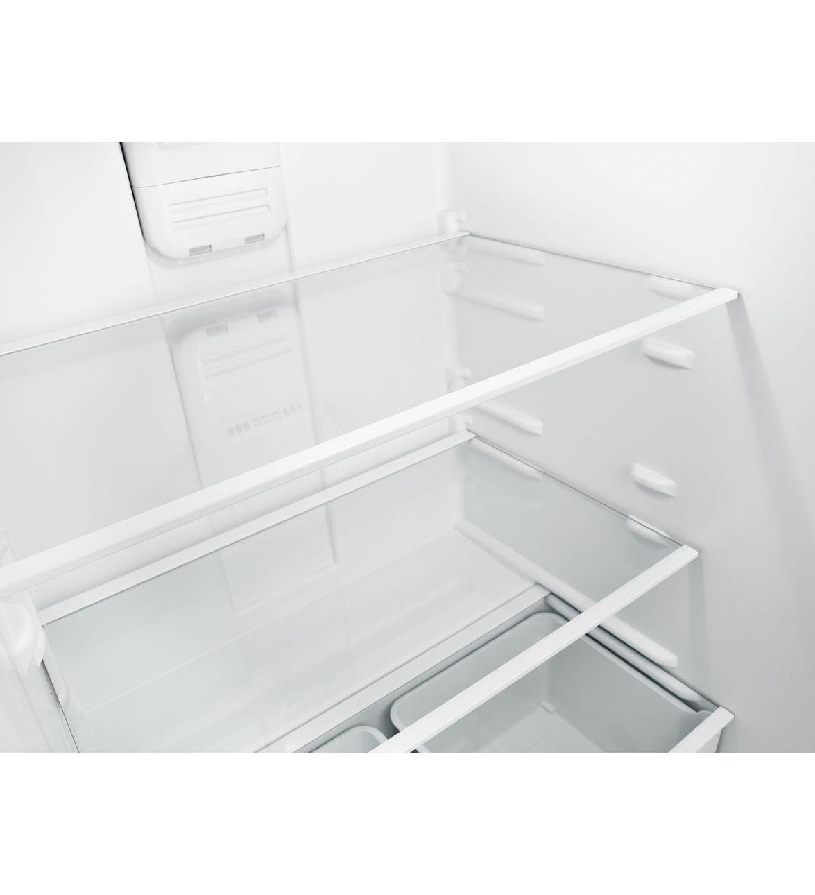 ART318FFDS) Amana® 30-inch Wide Top-Freezer Refrigerator with Glass ...