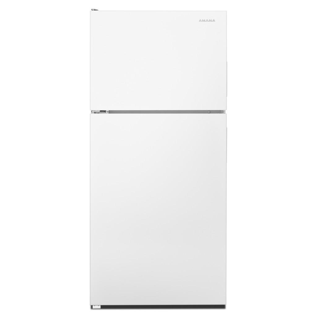 Art318ffdw Amana 174 30 Inch Wide Top Freezer Refrigerator