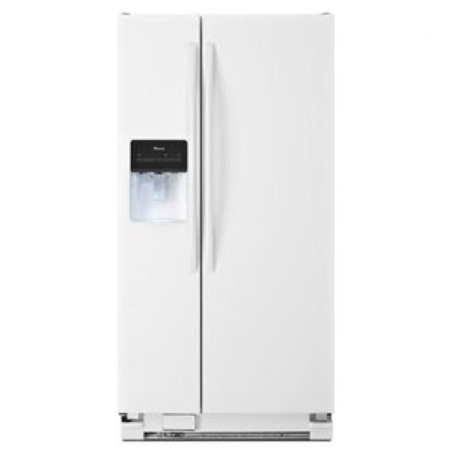 ASD2275BRWAMANA® 22 CU. FT. SIDE-BY-SIDE REFRIGERATOR WITH ENERGY EFFICIENCY