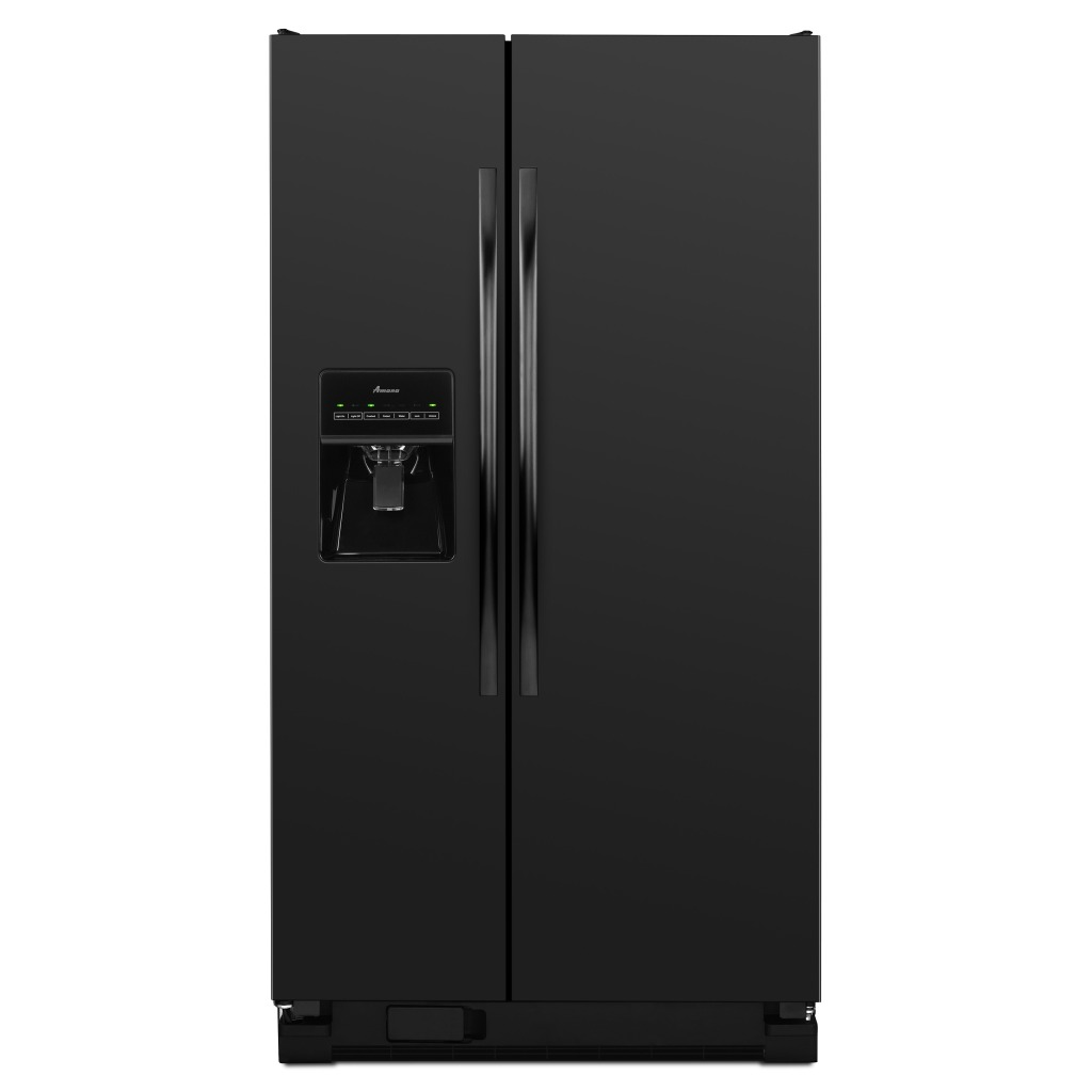 Asd2575brb Side By Side Refrigerator With Gallon Door