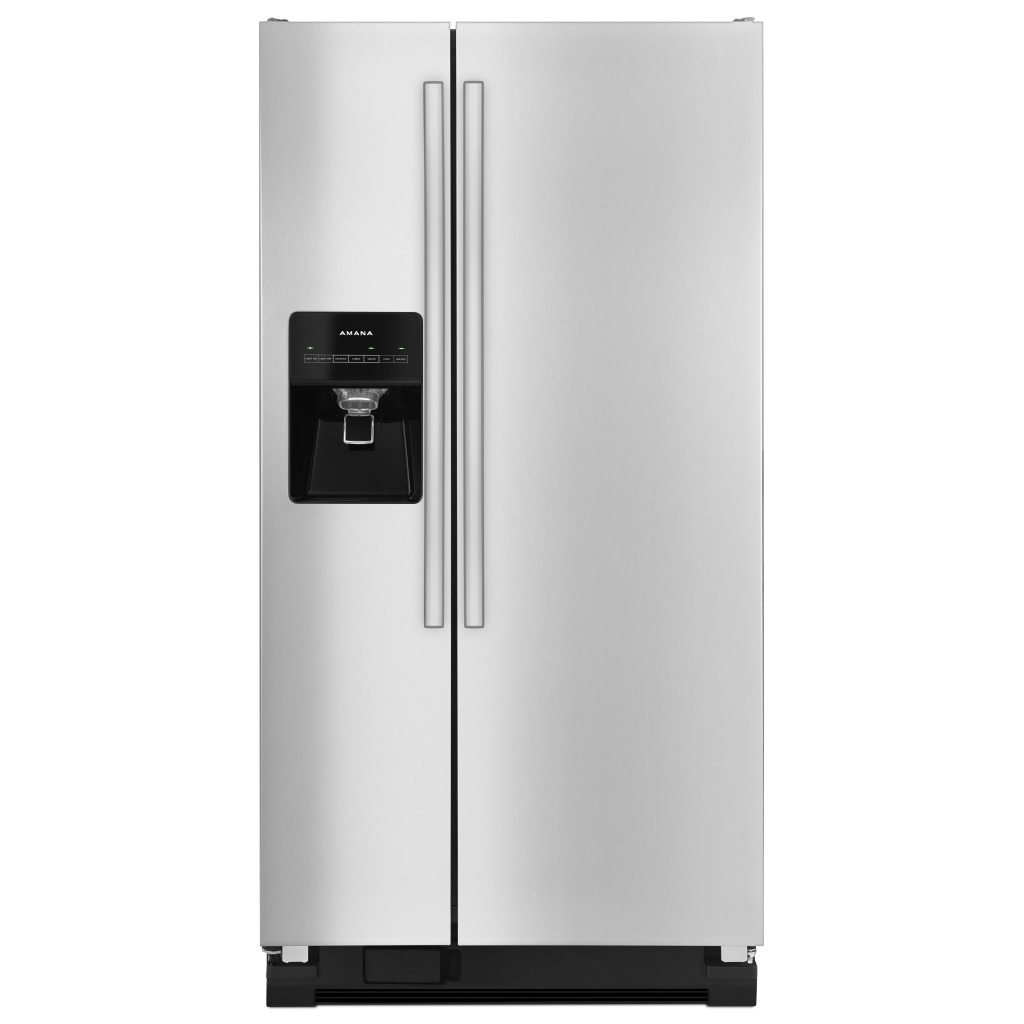 Asi2275frs Side By Side Refrigerator With Deli Drawer