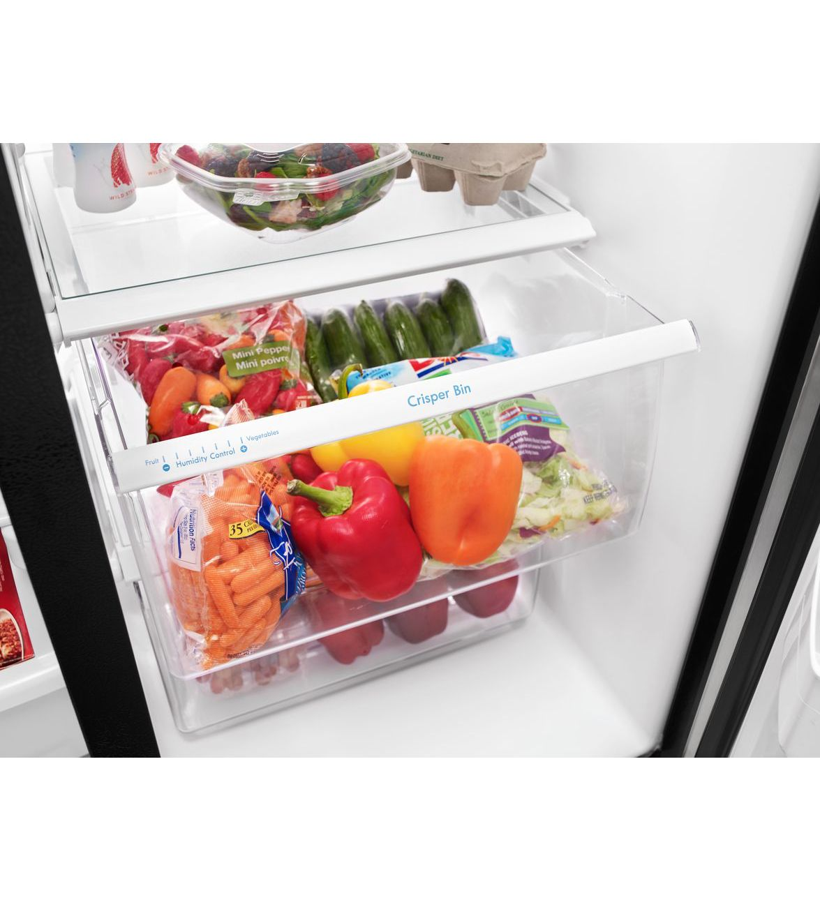 Asi2275frw Side By Side Refrigerator With Deli Drawer