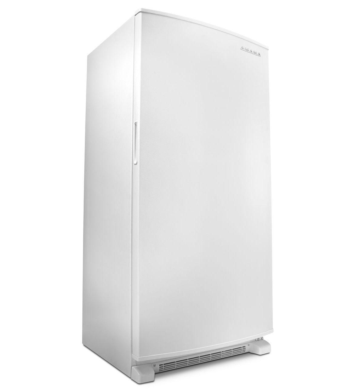 Azf33x20dw Amana 174 20 Cu Ft Amana 174 Upright Freezer With