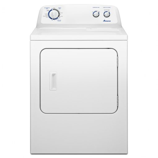 NED4705EWAMANA® 7.0 CU. FT. TOP-LOAD DRYER WITH INTERIOR DRUM LIGHT