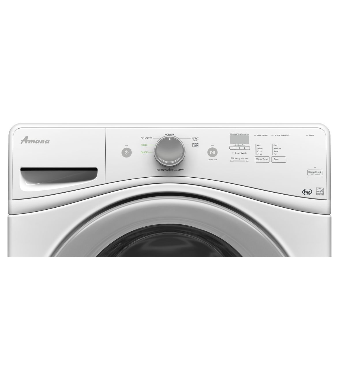 Nfw5800dw Amana 48 Cu Ft Iec Energy Star Qualified Front Wiring Diagram Also Washing Machine Motor Nfw5800dwgallery Image