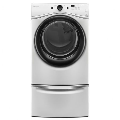 NGD5700BW7.3 CU. FT. GAS DRYER WITH EFFICIENCY MONITOR