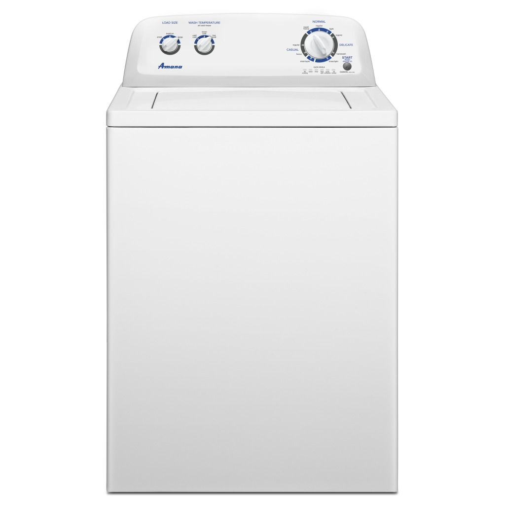 Ntw4650yq Amana 3 9 Cu Ft Top Load Washer With