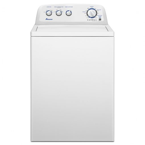 NTW4701BQAMANA 4.1 CU. FT. TOP LOAD WASHER WITH DUAL ACTION AGITATOR