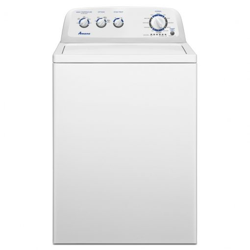 NTW4750BQAMANA®  4.4 CU. FT. HIGH-EFFICIENCY WASHER WITH STAINLESS STEEL WASH BASKET