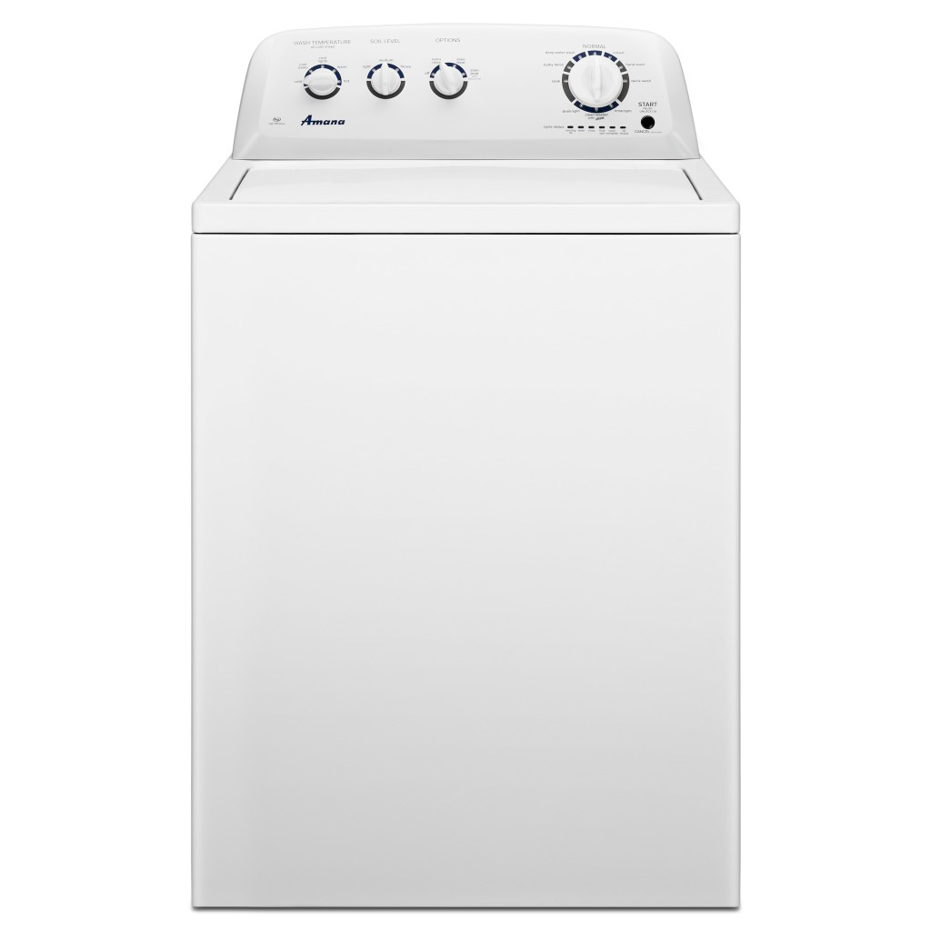 Topload Washer Ntw4755ew Amanaar 42 Cu Ft Iec High Efficiency Top Load