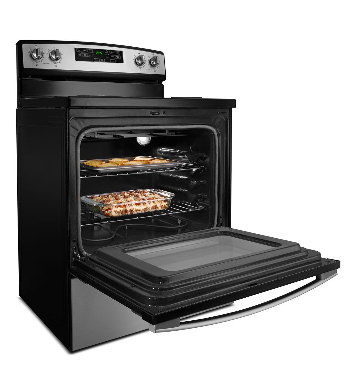 Electric Stoves Ranges ~ Yacr sfw inch amana electric range with self