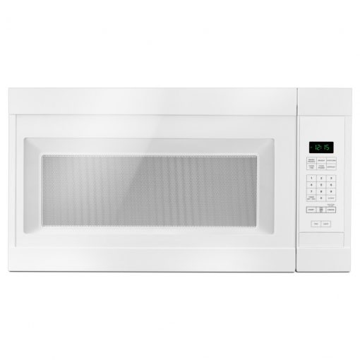 YAMV2307PFW1.6 CU. FT. AMANA® OVER-THE-RANGE MICROWAVE WITH ADD 0:30 SECONDS