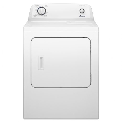 YNED4655EWAMANA® 6.5 CU. FT. TOP-LOAD ELECTRIC DRYER WITH AUTOMATIC DRYNESS CONTROL