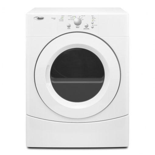 YNED7300WWAMANA® 6.7 CU. FT. SUPER CAPACITY ELECTRIC DRYER